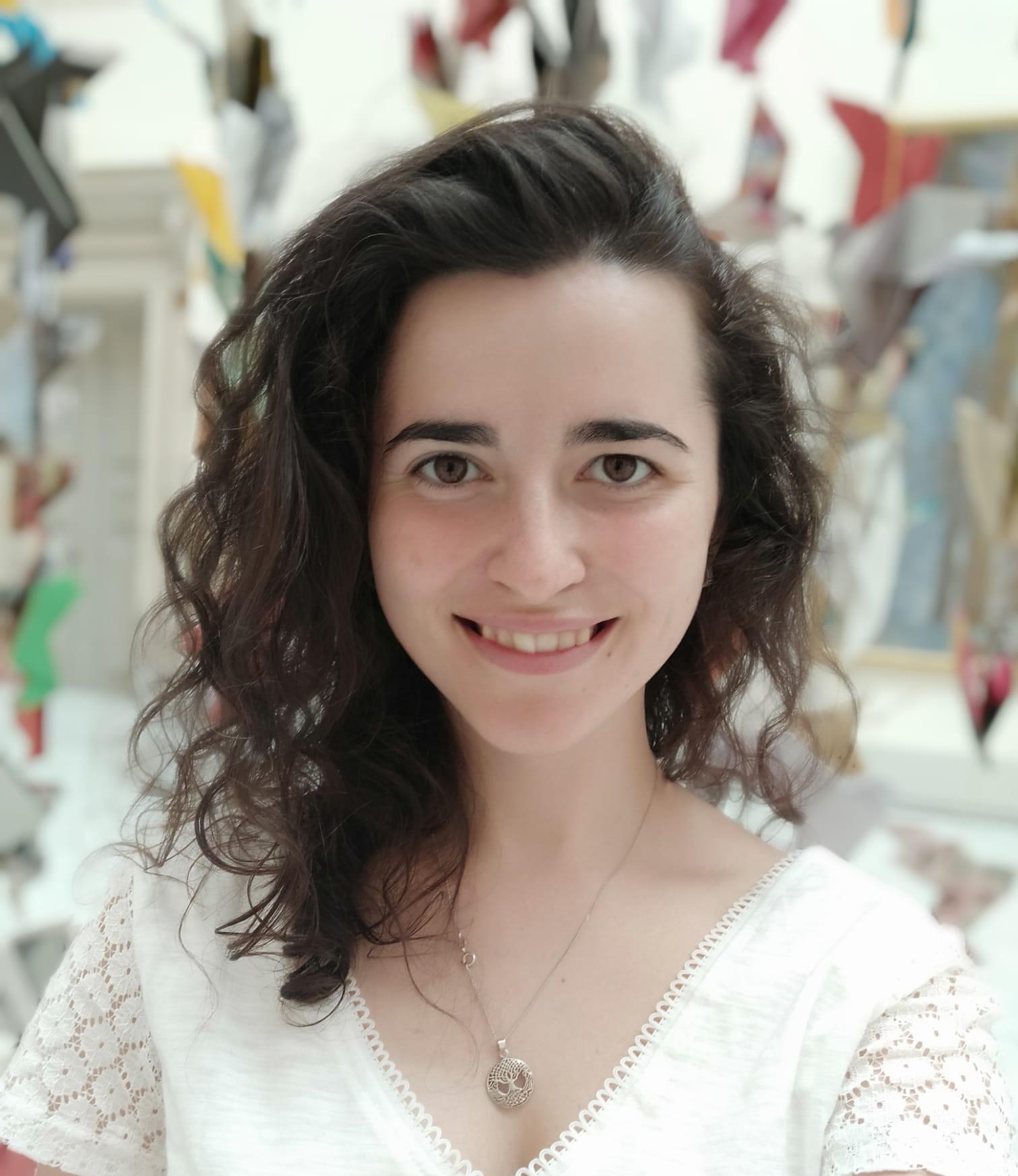 Natalia Obikhod - Course Assistant